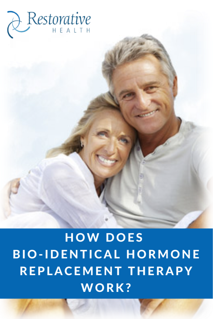 Bioidentical Hormone Replacement Therapy Patients Rediscover Youth