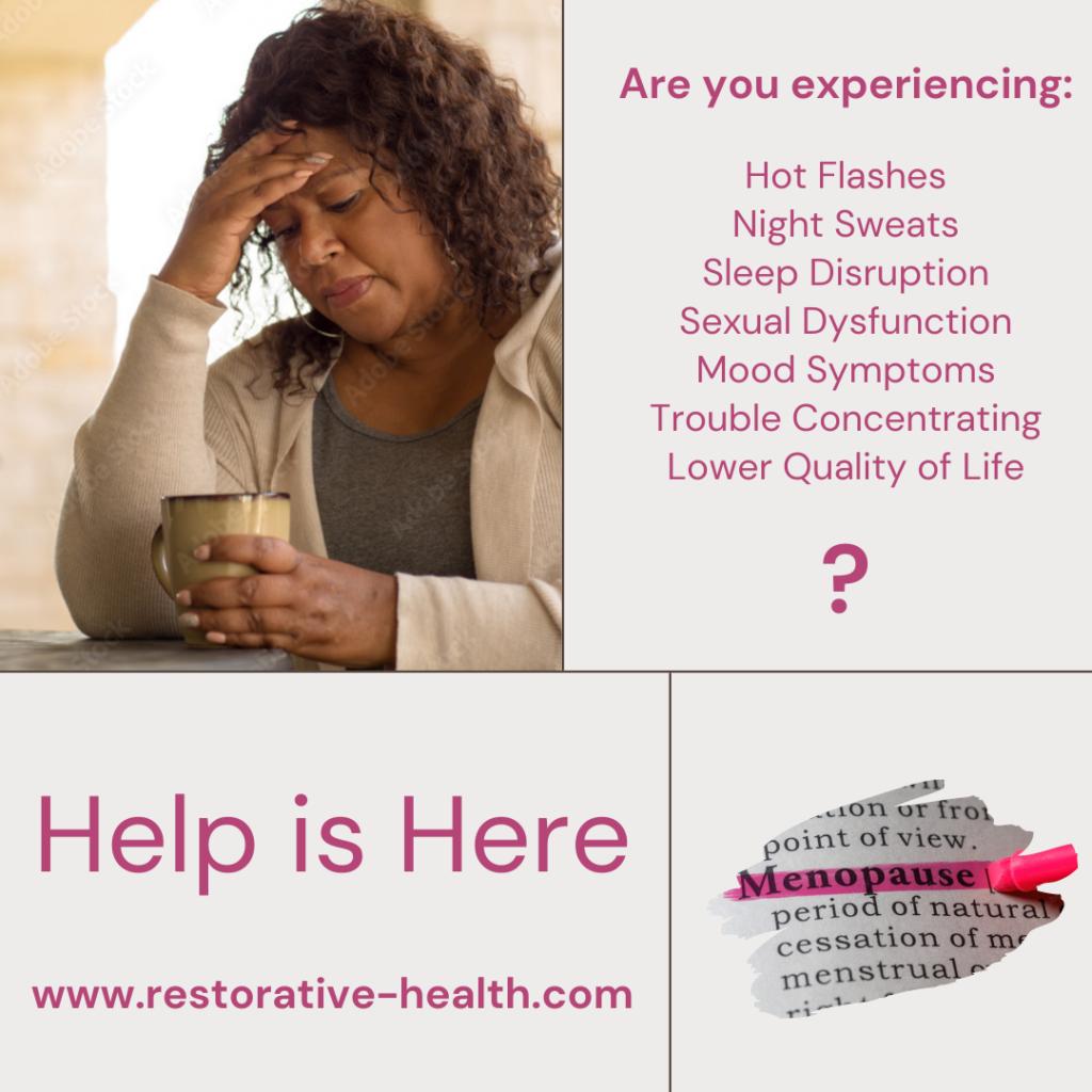 Treatment for Menopause Symptoms: BHRT